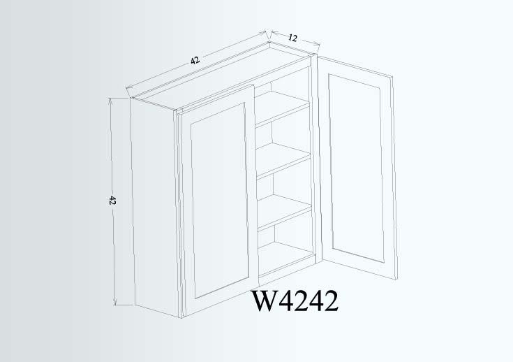 Wall Blind Corner-W4242