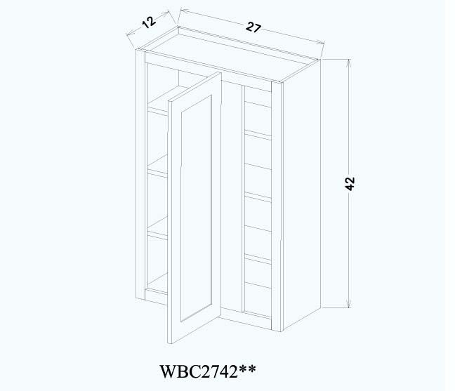 壁柜-WBC2742**