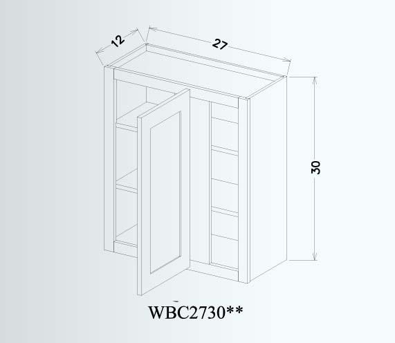 壁柜 - WBC2730**