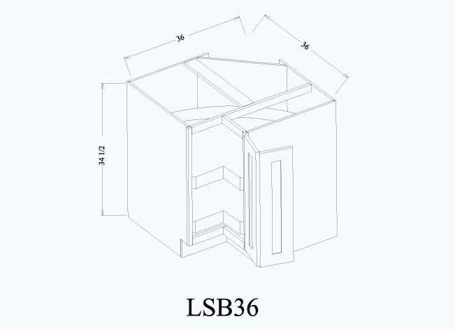 金属画架 - LSB36