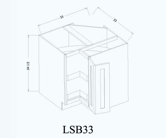金属画架 - LSB33