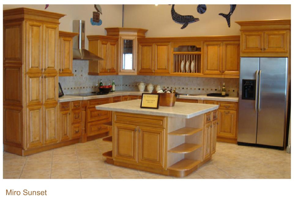 Solid Wood Painted Cabinet Series