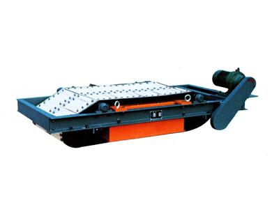 RCYK-T系列铠装式永磁自卸除铁器