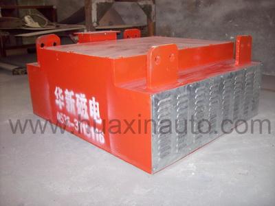 RCDG电磁自冷除铁器(方形)