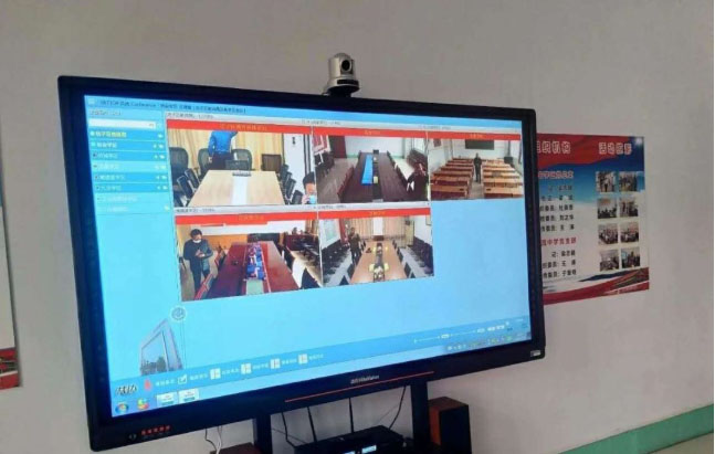 Gongda Yunshisheng Intelligent Conference System is stable, smooth and efficient
