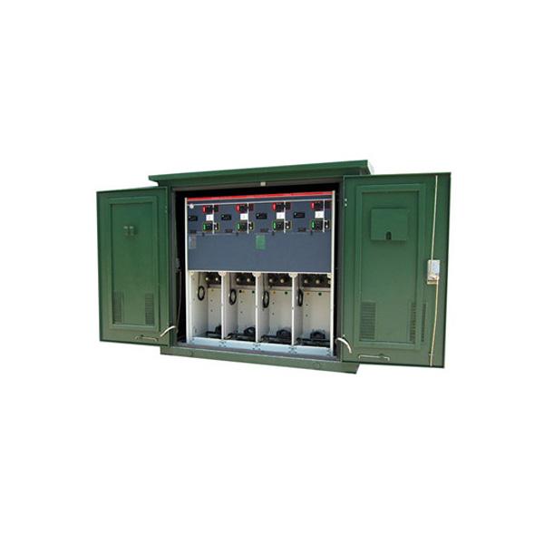 XGW-12 10KV箱式开闭所