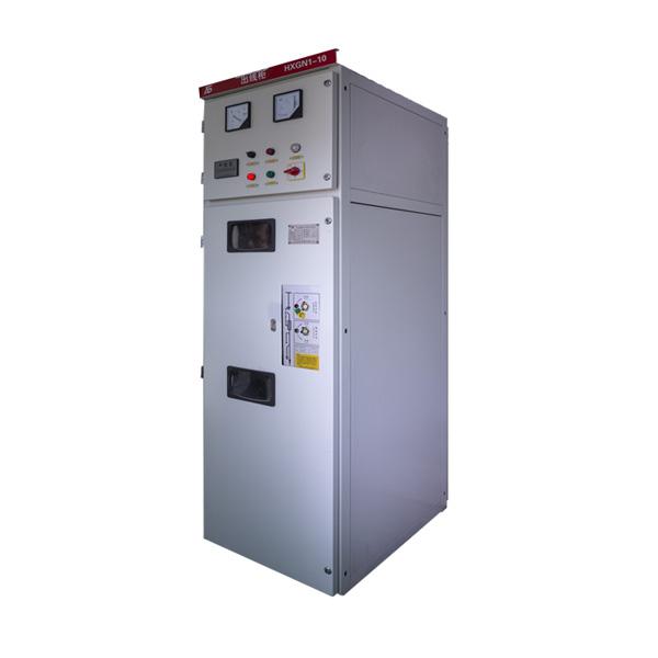 HXGN-12 箱形交流金属封闭环网柜