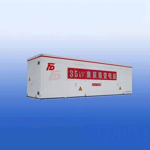 YBF-12R 10KV非金属欧式箱变