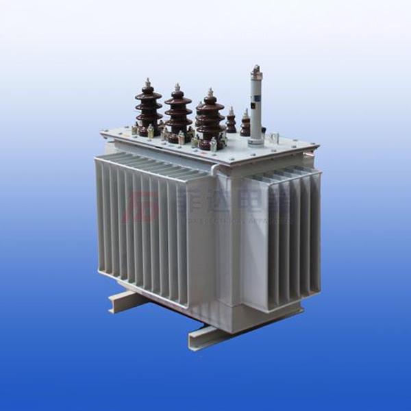 10kV油浸式非晶合金配电变压器