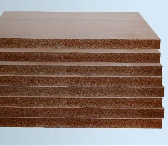 木皮密度板