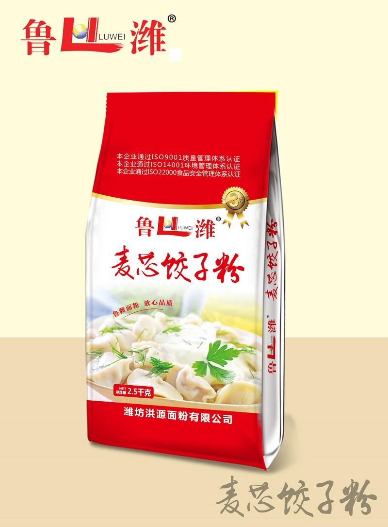 麦芯饺子粉